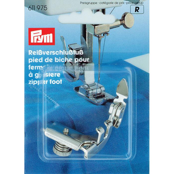 Лапка Prym, для притачивания стандартных застежек-молний611975Лапка Prym изготовлена из металла и предназначена для бытовых, швейных машин. С помощью этой лапки вы сможете притачивать стандартные застежки-молнии. Характеристики: Материал: металл. Размер: 3 см х 4,5 см х 2,5 см. Размер упаковки: 6,5 см х 9 см х 2,5 см. Артикул: 611975.