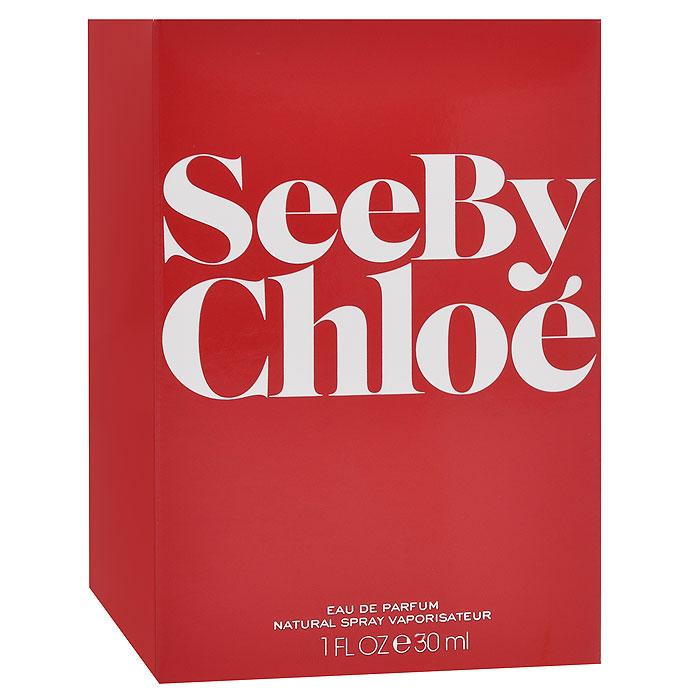 "Chloe Парфюмерная вода ""See By Chloe"", 30 мл"