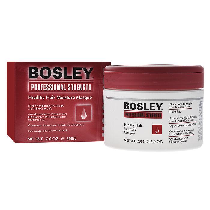 Bosley Маска для волос, оздоравливающая, увлажняющая, 200 млБС3Маска Bosley для волос обеспечивает интенсивное увлажнение и блеск для слабых, сухих, ломких волос. Роскошная смесь манго и масла ши, с бразильской пальмой и авокадо, интенсивно увлажняет и многократно усиливает блеск. Красное вино содержит экстракты и полезные антиоксиданты для защиты волос. Содержит LifeXtend комплекс, чтобы помочь укрепить волосы и ColorKeeper комплекс, утолщает волос, препятствуя воздействию ДГТ. Защищает и восстанавливает волосяные фолликулы и помогает поддерживать здоровое функционирование волос. Способ применения: нанести на чистые влажные волосы от корней, по всей длине волос. Время выдержки маски - 5 минут. После этого смыть водой.