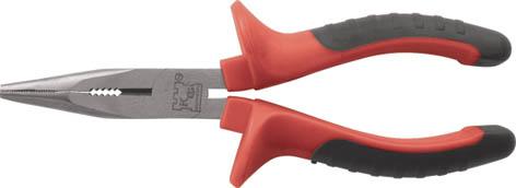 Тонконосы КонтрФорс, 200 мм118660Тонконосы КонтрФорс, изготовленные из инструментальной стали, предназначены для проведения слесарно-монтажных работ. Эргономичные двухкомпонентные ручки, будут удобны при работе с инструментом. Тонконосы - это необходимый предмет в каждом доме.
