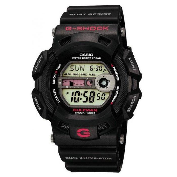 Наручные часы Casio G-9100-1EG-7710-1EНаручные часы Casio G-9100-1E.