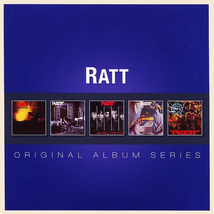 Original Album Series. Ratt (5 CD)