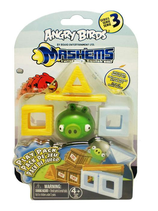 Игровой набор Сердитые Птички. 817758503116, в ассортименте817758503116Игровой набор Сердитые Птички непременно порадует вашего ребенка и надолго займет его внимание. Набор включает в себя игрушки-мялки, изготовленные из термопластичной резины, внутри которой находится вода. Игрушки выполнены в виде персонажей и элементов популярной видеоигры Angry Birds. Благодаря своей структуре они легко изменяют форму при приложении к ним физической силы, а затем вновь принимают первоначальный вид. Ребенок сможет без опасений кидать игрушки в различные мишени, тренеруя ловкость, меткость и глазомер. Порадуйте его таким замечательным подарком!