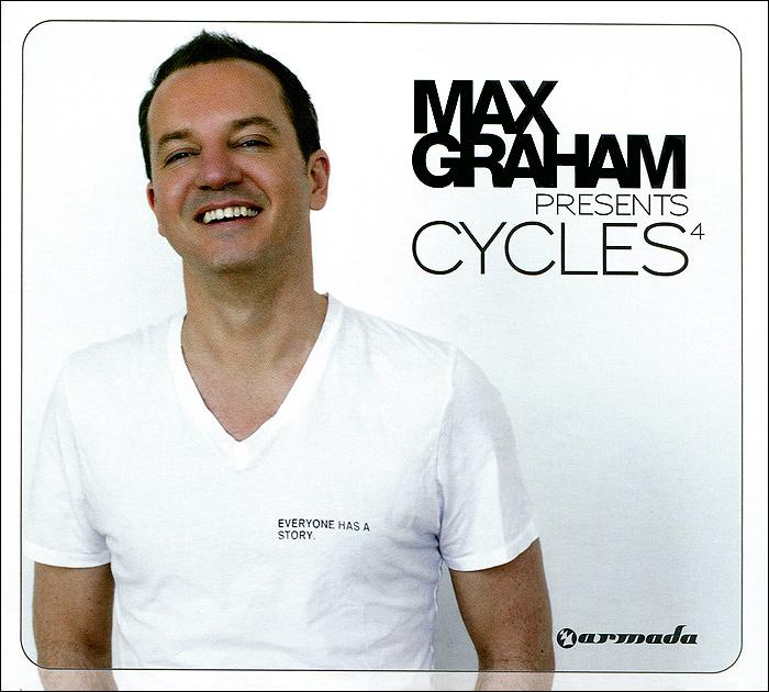 Max Graham Presents Cycles 4 (2 CD) 2013 2 Audio CD