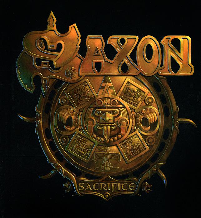 Saxon. Sacrifice. Limited Edition (2 CD)