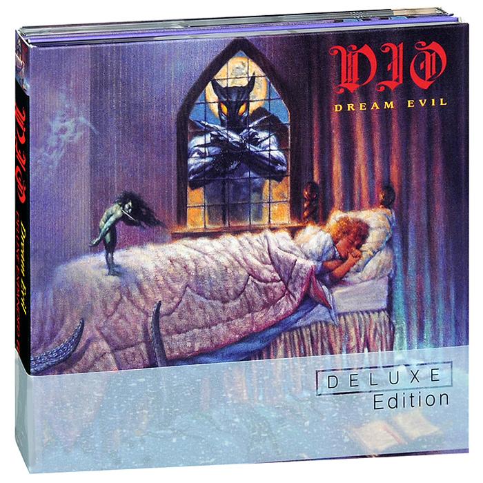 Dio. Dream Evil. Deluxe Edition (2 CD)