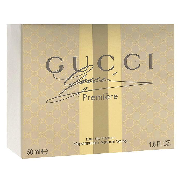 Gucci Парфюмерная вода Premiere, 50 мл0737052495576Gucci Premiere - аромат для прекрасной, успешной женщины, которая наслаждается каждой минутой своей жизни, где бы она ни была - на красной дорожке или на званом обеде. Композиция воплотила атмосферу гламура и сияния, вдохновением для нее стали незабываемые женские образы, предстающие в голливудской классике. Древесно-мускусный парфюм Gucci Premiere адресован женщине, которая состоялась в жизни. Классификация аромата : древесный, мускусный. Пирамида аромата : Верхние ноты: бергамот, апельсиновый цвет. Ноты сердца: белые цветы, мускус. Ноты шлейфа: древесные ноты, кожа. Ключевые слова Волнующий, женственный, изысканный, роскошный!