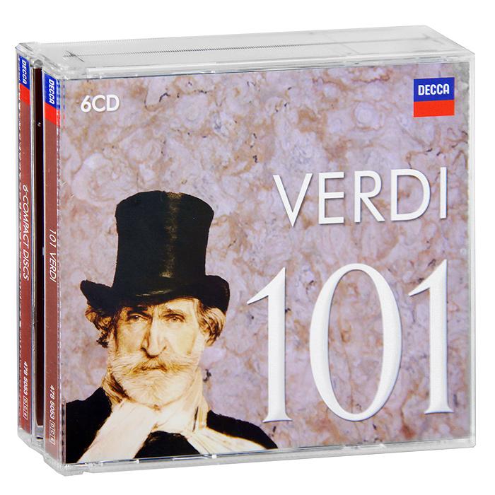 Zakazat.ru: 101 Verdi (6 CD)