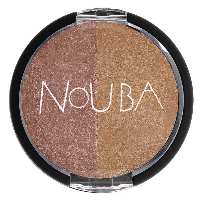 Nouba Тени для век Double Bubble, 2 цвета, тон №27, 2 гN25327Тени для век Nouba Double Bubble имеют прозрачную, как шифон, текстуру, на основе инновационной формулы без талька, с невероятной естественной насыщенностью цвета, придает взгляду особую выразительность. Входящие в состав витамин Е и масло жожоба бережно ухаживают за кожей век. Для легкого сияющего макияжа, благодаря уникальной технологии запекания, тени можно наносить невероятно-тонким слоем. Для получения яркого и насыщенного цвета используйте нанесение увлажненным аппликатором (прилагается). Характеристики: Вес: 2 г. Тон: №27. Артикул: N25327. Товар сертифицирован.