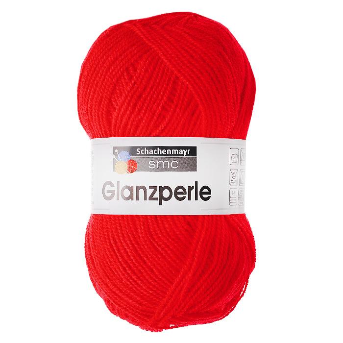 Пряжа для вязания Glanzperle, цвет: красный (01366), 200 м, 50 г9801241-1366Пряжа для вязания Glanzperle, изготовленная из полиакрила, очень мягкая и уютная. Пряжа из этого материала широко используется и представлена различными расцветками. Эластичные полиакриловые волокна повышают прочность и износостойкость нити. Изделия из такой пряжи получаются очень теплыми, за ними легко ухаживать и можно стирать в машине. Кроме того, пряжа из полиакрила обладает гипоаллергенными свойствами. Подходит для вязания на крючках и спицах №2-3.