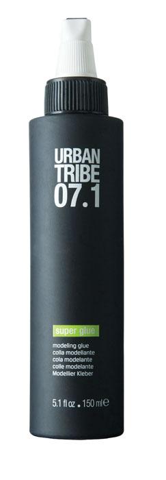 Urban Tribe Воск для волос Super Glue, моделирующий, 150 мл52265Моделирующий воск Urban Tribe Super Glue для волос, для создания оригинальных причесок надолго. Высокотехнологичная смола позволяет моделировать волосы, создавать укладку и выделять отдельные локоны. Создает эффект памяти для любой укладки. Фиксирующий полимер создает эффект покрытия волос для более длительного сохранения укладки. Органические элементы, эко-сертифицированные оказывают увлажняющее, ухаживающее и антиоксидантное действие.