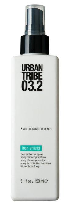 Urban Tribe Жидкость для волос Iron Shield, термозащитная, 150 мл52227Жидкость для волос Urban Tribe Iron Shield защищает волосы во время укладки выпрямителем или стайлером. Разглаживает чешуйки волос, придает блеск и сохраняет эффект надолго. Защитный полимер создает прочное подвижное покрытие волос, устойчивое к высокой температуре. Имея отрицательный заряд, он прекрасно устраняет статическое электричество и защищает волосы во время укладки феном или выпрямителем. Органические, эко-сертифицированные элементы, оказывают увлажняющее, ухаживающее и антиоксидантное действие.