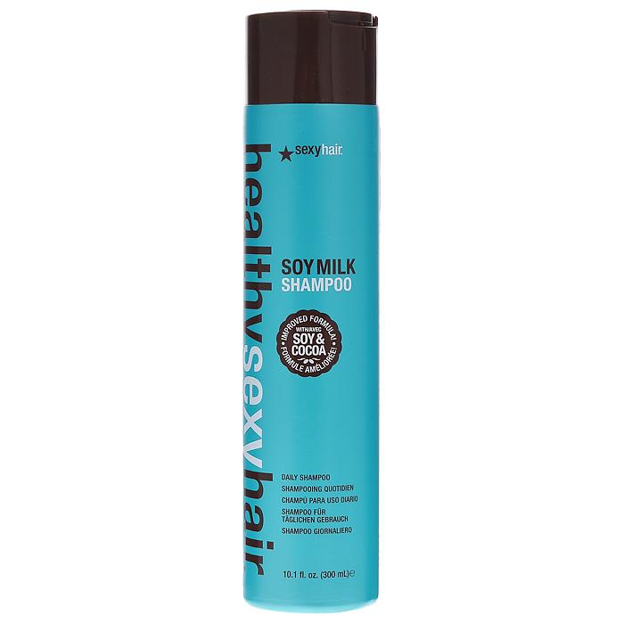 Sexy Hair Шампунь Healthy, для окрашенных волос, 300 млЗД6Восстанавливающий шампунь Sexy Hair Healthy мягко очищает, укрепляет и питает волосы. Восстанавливает эластичность, мягкость и блеск, увлажняет волосы. Подходит для частого использования. Результат: Блестящие гладкие, упругие, пышные и насыщенные энергией, максимально здоровые и натуральные волосы.