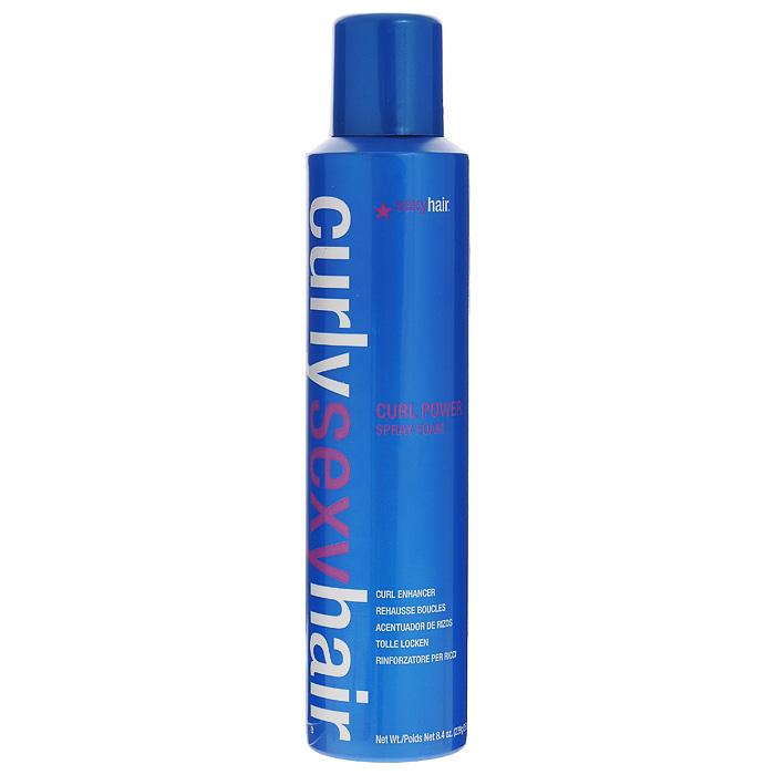 Sexy Hair Спрей Curly для усиления кудрей, 250 млКУ1Спрей Sexy Hair Curly невероятно увеличивает количество кудрей при укладке. Обеспечивает эластичную фиксацию локонов с эффектом продолжительного действия. Подходит для тонких и средних волос. Создает пружинящие, естественные кудри. Содержит протеины пшеницы и провитамин B5 для укрепления волос. Поддерживает форму локонов и защищает от появления мелкого беса. Характеристики: Объем: 250 мл. Производитель: США. Товар сертифицирован.