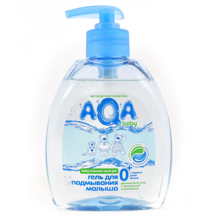 Гель для подмывания малыша Mann & Schroeder AQA baby, 300 мл009341Чувствительная кожа на самых деликатных местах требует особого ухода, поэтому и детям, и взрослым рекомендуется применять специальные сверхмягкие средства. Детский гель для подмывания Mann & Schroeder AQA baby предназначен для ежедневного применения. Гель для подмывания содержит целебные экстракты ромашки и календулы. Обладает местным противовоспалительным действием и оказывает успокаивающий эффект. Не содержит красителей, не нарушает pH кожи. Формула геля не вызывает сухости и раздражения слизистой.