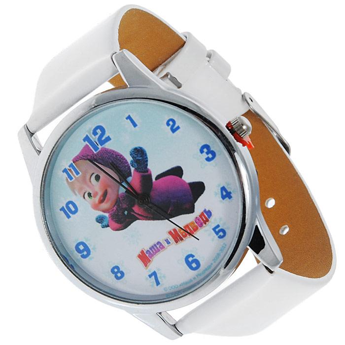 """Часы наручные Маша и медведь """"Полет"""", кварцевые 331342"""