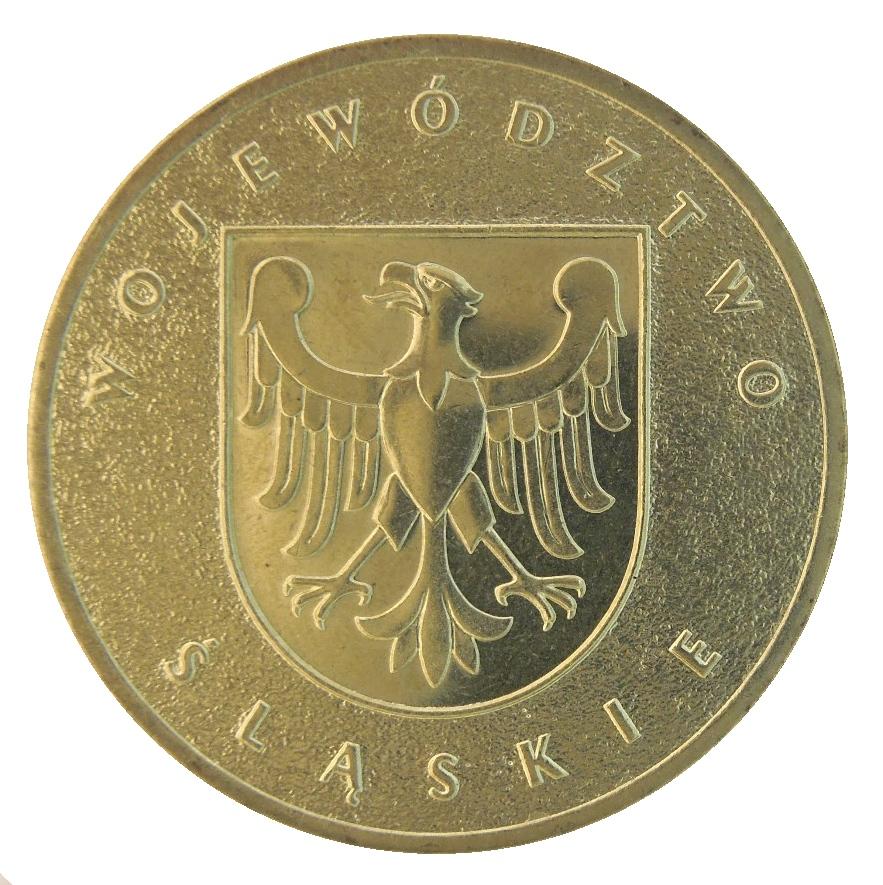 ������ ��������� 2 ������ Wojewodztwo - Slaskie. ����, ��������, ����, �����. ������, 2004 ���L2070 E������ ��������� 2 ������ Wojewodztwo - Slaskie. ����, ��������, ����, �����. ������, 2004 ���. ������� 2,7 ��. ����������� �������. ������ �� ���� � ��������� (UNC).