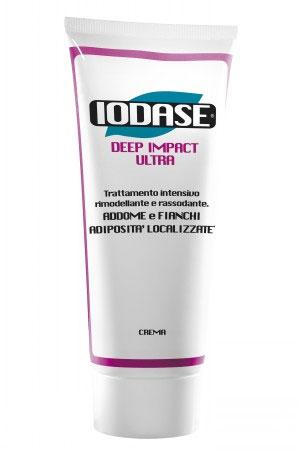 Iodase Крем для тела Deep Impact Ultra, 200 млА931436315Новая линия ультра содержит новый запатентованный комплекс Fosfaslim (фосфатидилхолин+ацетилгегсапептид-39) и генистеин, что позволяет успешно бороться с уже сформировавшимися жировыми отложениями и препятствовать образованию новых. В линии присутствует кофеин, что позволяет усилить действие продуктов линии, тк известно, что кофеин обладает отличным тонизирующим и моделирующим действием. Карнитин, который есть в составе линии - это натуральный компонент наших клеток: аминокислота, которая синтезируется в нашем организме. Карнитин является фактором метаболических процессов (обмена веществ), используется для коррекции метаболических процессов, активирует жировой обмен в адипоцитах. Ацетилгегсапептид-39 тонизирует и укрепляет кожу. Рекомендован женщинам с чувствительной кожей (в случае аллергических реакций на йод). Применение: ежедневно наносить крем на живот и бока массажными круговыми движениями. Покраснение и разогрев свидетельствуют об активации основных...