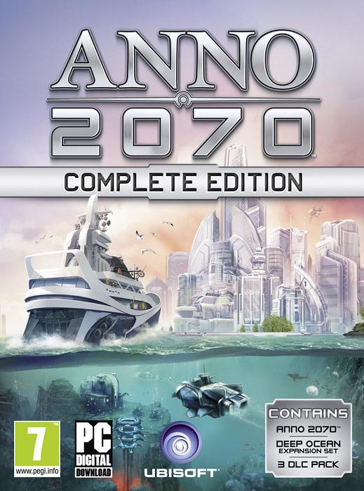 ANNO 2070. Расширенное издание