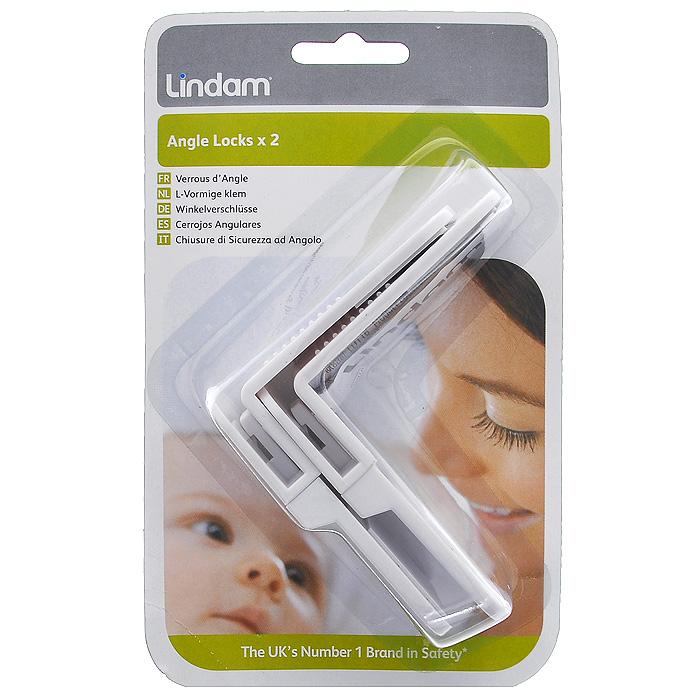 Защитное устройство Lindam, для выдвижных ящиков, 2 шт.4436601Защитное устройство Lindam для выдвижных ящиков, шкафов и приборов позволит вам защитить ребенка от проникновения в потенциально опасные места. В комплект входят два угловых замка для блокирования ящиков и дверц. Характеристики: Размер упаковки: 11,5 см x 19 см x 4 см. Изготовитель: Китай.