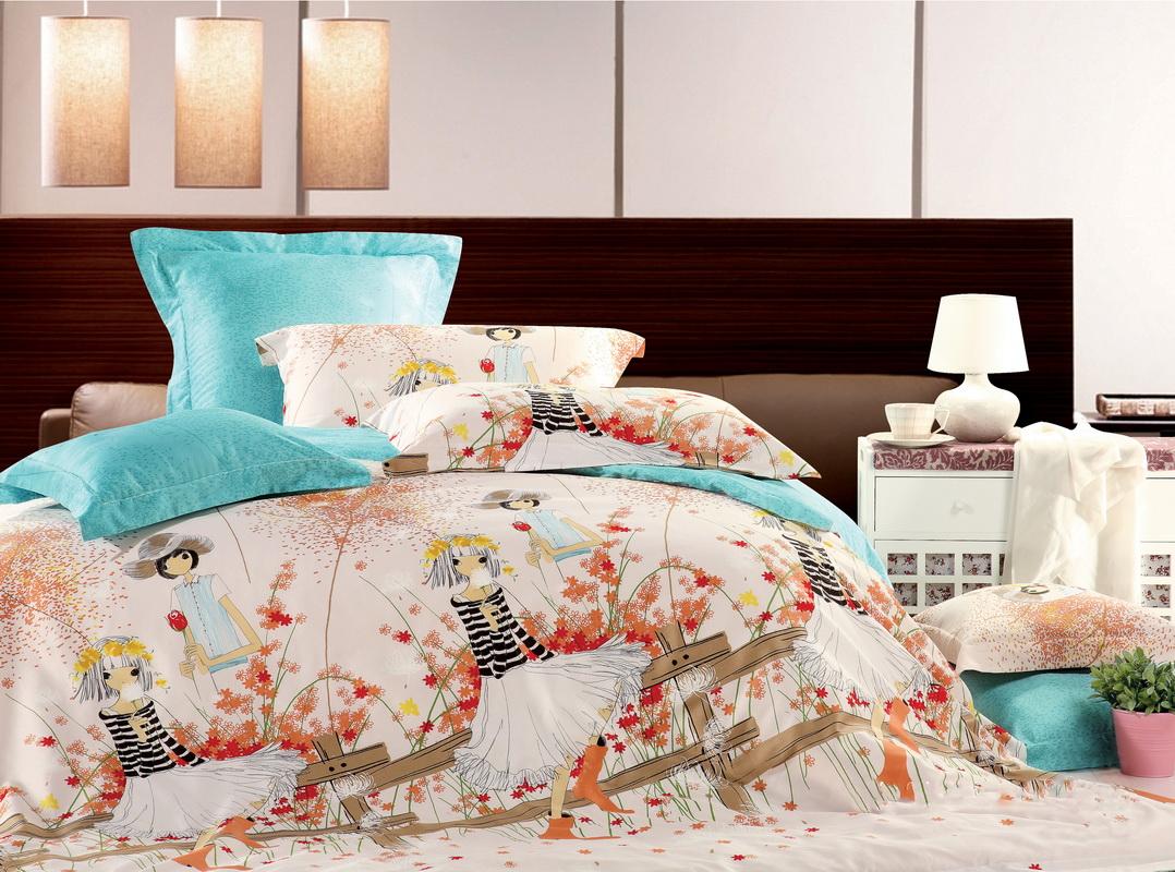 Комплект белья Tiffanys Secret Ожидание (евро КПБ, сатин, наволочки 50х70)204111522Комплект постельного белья Tiffanys Secret Ожидание является экологически безопасным для всей семьи, так как выполнен из натурального хлопка. Комплект состоит из пододеяльника на молнии, простыни и двух наволочек. Предметы комплекта оформлены оригинальным рисунком. Благодаря такому комплекту постельного белья вы сможете создать атмосферу уюта и комфорта в вашей спальне. Сатин - это ткань, навсегда покорившая сердца человечества. Ценившие роскошь персы называли ее атлас, а искушенные в прекрасном французы - сатин. Секрет высококачественного сатина в безупречности всего технологического процесса. Эту благородную ткань делают только из отборной натуральной пряжи, которую получают из самого лучшего тонковолокнистого хлопка. Благодаря использованию самой тонкой хлопковой нити получается необычайно мягкое и нежное полотно. Сатиновое постельное белье превращает жаркие летние ночи в прохладные и освежающие, а холодные зимние - в теплые и согревающие. Сатин очень...