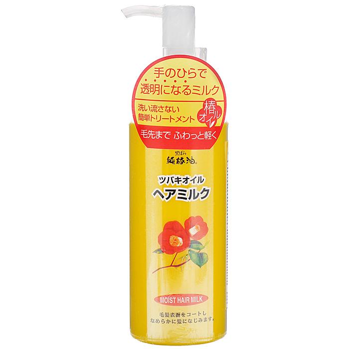 Kurobara Молочко для волос, с маслом камелии японской, для сухих волос, 150 мл973291Молочко Kurobara рекомендуется для тонких, сухих, ломких волос, а также волос, поврежденных окрашиванием и химической завивкой. За счет входящего в состав масла семян камелии молочко смягчает и питает волосы, компенсирует потерю естественной влаги, сглаживает поверхность волос, повышает прочность и эластичность, возвращает здоровый блеск тусклым безжизненным волосам. Благодаря удивительному свойству проникать в структуру волосяного стержня, масло восстанавливает поврежденные участки кутикулы волоса, усиливает защиту хрупких и ломких волос, препятствует появлению секущихся кончиков, повышает прочность и эластичность. Молочко обволакивает волосы защитной пленкой, которую образует восстанавливающий защитный аминокислотный комплекс, что придает волосам эластичность, гладкость и блеск. Обеспечивает защиту от УФ - лучей. Молочко предназначено для особого ухода за волосами в течение всего дня. Обладает легким ароматом весенних цветов. Способ применения: нанести...