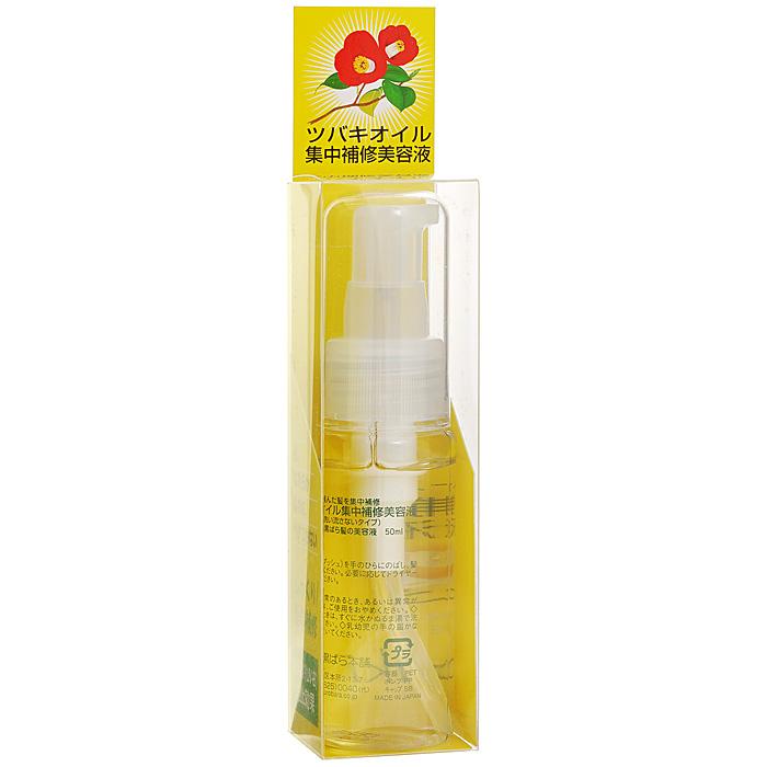 Kurobara Эссенция востанавливающая, c маслом камелии японской, для сухих волос, 50 мл973307Эссенция Kurobara рекомендуется для тонких, сухих, ломких волос, а также волос, поврежденных окрашиванием и химической завивкой. За счет входящего в состав масла семян камелии эссенция смягчает и питает волосы, компенсирует потерю естественной влаги, сглаживает поверхность волос, повышает прочность и эластичность, возвращает здоровый блеск тусклым безжизненным волосам. Благодаря удивительному свойству проникать в структуру волосяного стержня, масло восстанавливает поврежденные участки кутикулы волоса, усиливает защиту хрупких и ломких волос, препятствует появлению секущихся кончиков, повышает прочность и эластичность. Эссенция предназначена для особого ухода за волосами в течение всего дня. Восстанавливает волосы, поддерживает необходимый баланс влаги, защищает от внешних воздействий, придает блеск. Теплозащитные свойства эссенции позволяют удерживать влагу даже при сушке волос феном. Обеспечивает защиту от УФ - лучей. Обладает легким цветочным ароматом. Способ...