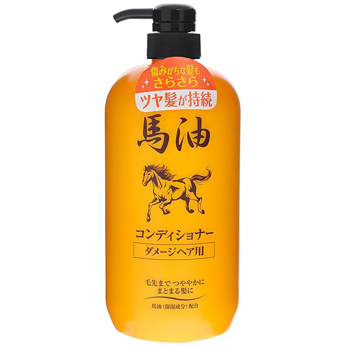 Junlove Кондиционер для поврежденных волос, в результате окрашивания и химической завивки волос, 1000 мл