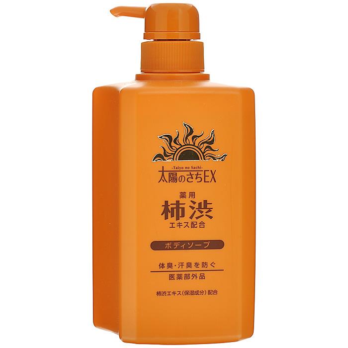 Max Жидкое мыло для тела, с экстрактом хурмы, 500 мл34053В состав мыла Max входит экстракт хурмы, содержащий антиоксиданты и витамины А, С, Р , Е, а также танин, обладающий ранозаживляющим и антибактериальным действием. Активные компоненты средства - розмарин, шалфей, базилик японский оказывают противовоспалительное, тонизирующее, сильное антиоксидантное действие, нормализуют деятельность сальных желез, замедляют и уменьшают процесс выработки кожного сала, сужают кожные поры. Действующий компонент мыла изопропилметилфенол препятствует размножению микроорганизмов, вызывающих появление неприятного запаха. Парфюмерная композиция на основе ментола создает ощущение свежести во время принятия душа.