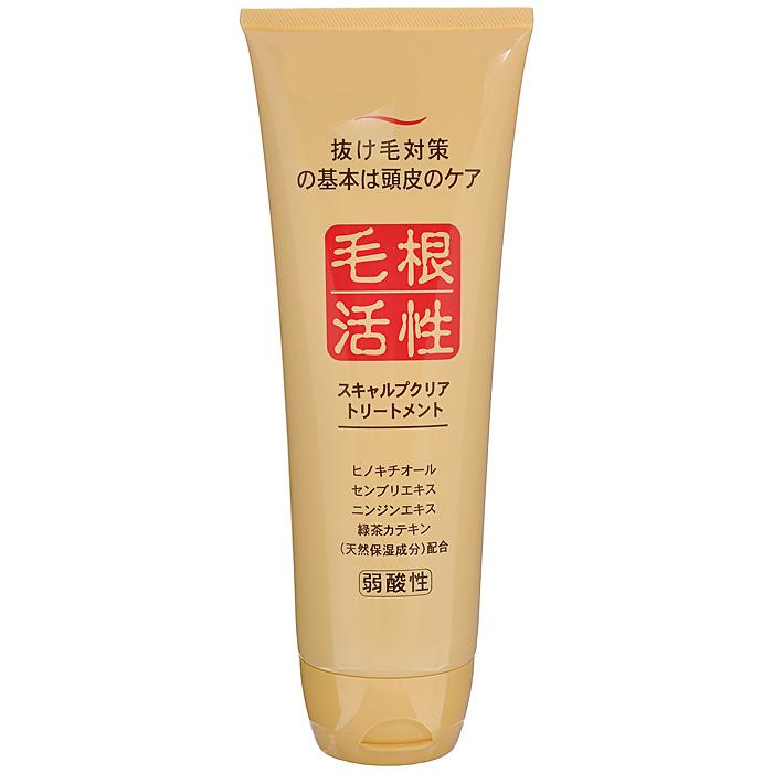 Junlove Маска для укрепления и роста волос, 250 г101254Маска Junlove прекрасно увлажняет, улучшает кровообращение в клетках кожи головы, активизируя тем самым рост волос и препятствуя их выпадению. Натуральные растительные экстракты, входящие в состав маски, активизируют обменные процессы в луковице волоса, что способствует быстрому проникновению питательных веществ. Смягчает кожу головы. Хинокитиол (компонент эфирного масла кипарисовика японского), экстракт сверции японской, экстракт женьшеня активизируют рост волос за счет улучшения кровообращения в клетках кожи головы. Экстракты ромашки и алоэ, оливковое масло, сквалан увлажняют и питают, поддерживая силу и красоту волос. Катехины зеленого чая препятствуют процессам окисления, предотвращают появление неприятного запаха, сохраняя ощущение свежести и чистоты волос и кожи головы. Способ применения: нанесите необходимое количество средства на волосы, распределите легкими массирующими движениями, смойте.