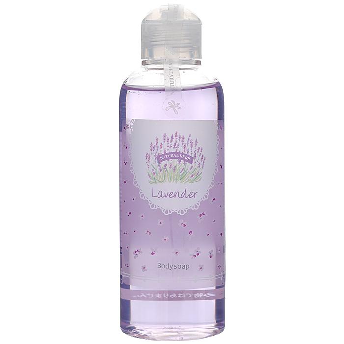 Master Soap Натуральное растительное мыло для тела, с экстрактом лаванды, 200 мл
