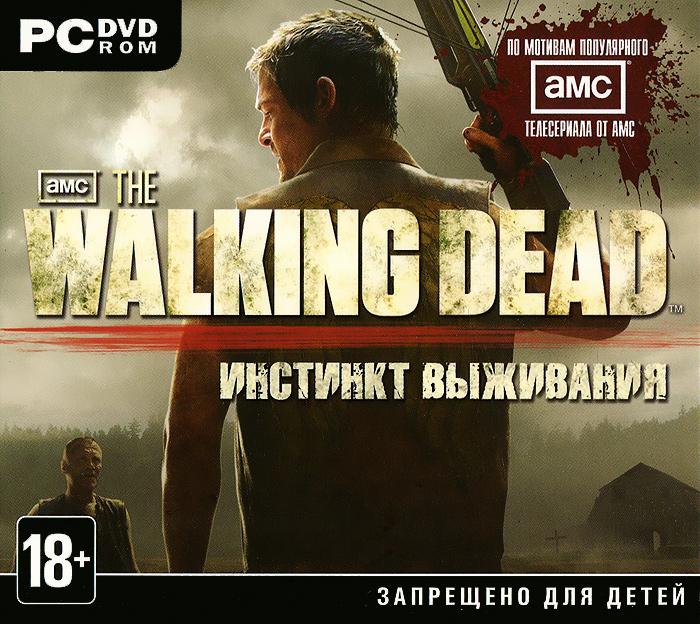 The Walking Dead. Инстинкт выживания экшен камера