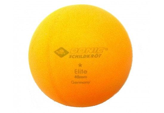 Мячи для настольного тенниса Donic-Schildkrot, цвет: оранжевый, 3 шт608318Набор из трех мячей для игры в настольный теннис от компании Donic. Отлично подойдет для интенсивных тренировок.
