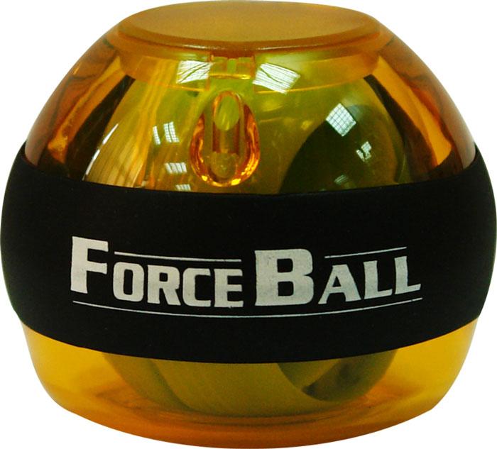 Кистевой тренажер Forceball, цвет: оранжевый