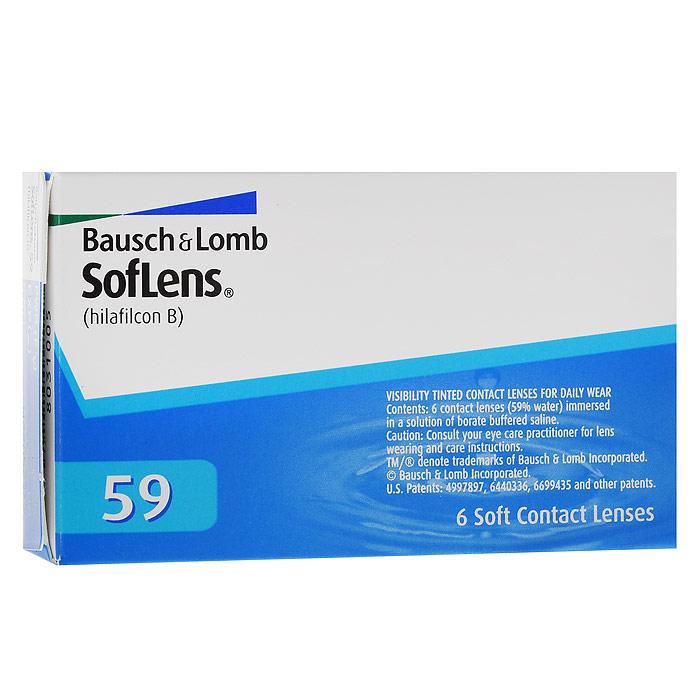 Bausch + Lomb ���������� ����� SofLens 59 (6�� / 8.6 / -3.75) - Bausch + Lomb08851SofLens 59 - ������ ���������� ����� �� ����� �������� ������� �������� Bausch&Lomb. ����������������� ���� Soflens 59 ���� Soflens Comfort, ������������� �����. ��� ����� �� ����� ������ � Soflens 66, ������� ��� ������� � ������ � ������������ � ��������� �����. ����� ��������������� �� ��������� ���������� � ������� �������������. ��� ������������ ��������, ����������� �� ������������� FDA �� 2-� ������. ��������������� ���� 59%, ��� ����� ������� ��� �������� ���������� ������ ���������. ������������� ����������� ������� ��������� - ������� ���������������� � �������� ����������, ��� ������������ ������� ������� ������� �����. ������������ � �������� ������������ ���������� UniFit ���� ����������� ������������� ����� �����, � ����� � ��� ���������� �������� ������, ����������� ������� ���� � �������������� ��������� �������� � ������������� ����. ��� ������ ���������� �� ������� � ��������� ������ � ���������. ��������� ��������� ���� � �������� ��������� �����...