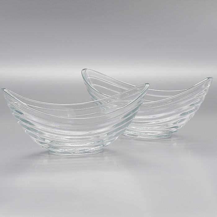 Набор розеток Gondol, 2 шт53983Розетки Gondol, изготовленные из стекла, сочетают в себе изысканный дизайн с максимальной функциональностью. Такие розетки понравятся и ценителям классики, и тем, кто предпочитает утонченность и изящность.