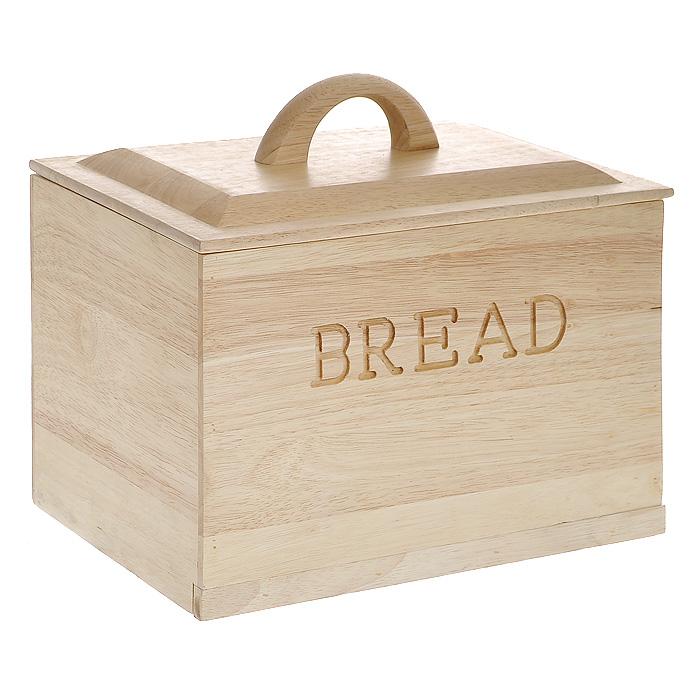 Хлебница Oriental way, с крышкой. 9/6739/673Хлебница Oriental way, изготовленная из древесины гевеи, позволит сохранить ваш хлеб свежим и вкусным. Хлебница снабжена крышкой и удобной выдвижной доской. Эксклюзивный дизайн, эстетика и функциональность хлебницы делают ее превосходным аксессуаром на вашей кухне. Особенности хлебницы Oriental way: высокое качество шлифовки поверхности изделий, двухслойное покрытие пищевым лаком, безопасным для здоровья человека, степень влажность 8-10%, не трескается и не рассыхается, высокая плотность структуры древесины, устойчива к механическим воздействиям.