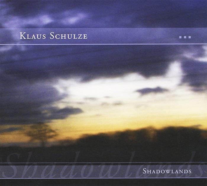 Klaus Schulze. Shadowlands 2013 Audio CD