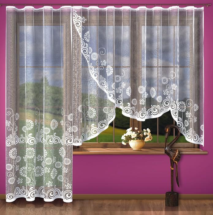 Комплект гардин для балкона Wanda, на ленте, цвет: белый, высота 180 см723546Комплект гардин Wanda, изготовленные из полиэстера белого цвета, станут великолепным украшением балконного окна. В комплект входит короткая гардина для окна и длинная гардина для балконной двери. Тонкое плетение, оригинальный дизайн привлекут к себе внимание и органично впишутся в интерьер. Все элементы комплекта на шторной ленте для собирания в сборки. Характеристики: Материал: 100% полиэстер. Цвет: белый. Размер упаковки: 26 см х 2 см х 35 см. Артикул: 723546. В комплект входит: Гардина - 1 шт. Размер (ШхВ): 300 см х 180 см. Гардина - 1 шт. Размер (ШхВ): 150 см х 250 см. Фирма Wisan на польском рынке существует уже более пятидесяти лет и является одной из лучших польских фабрик по производству штор и тканей. Ассортимент фирмы представлен готовыми комплектами штор для гостиной, детской, кухни, а также текстилем для кухни (скатерти, салфетки, дорожки, кухонные занавески). Модельный ряд отличает оригинальный дизайн, высокое...