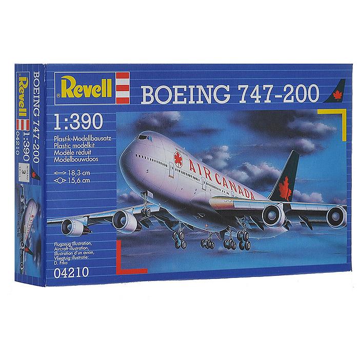 Сборная модель Самолет Boeing 747-20004210RСборная модель Самолет Boeing 747-200 позволит вам и вашему ребенку собрать уменьшенную копию одноименного американского самолета. Комплект включает в себя 60 пластиковых элементов для сборки модели и схематичную инструкцию по сборке. Процесс сборки развивает интеллектуальные способности, воображение и конструктивное мышление, а также прививает практические навыки работы со схемами и чертежами.
