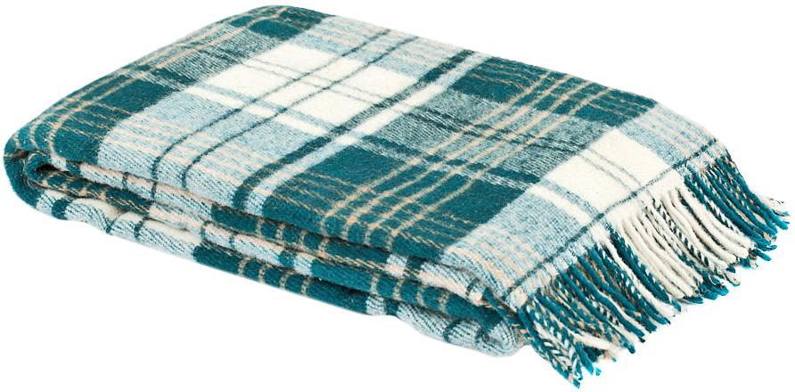 Плед Андо, 140 х 200 см 1-223-140_131-223-140_13Мягкий и гладкий плед Андо, выполненный из натуральной новозеландской овечьей шерсти, добавит комнате уюта и согреет в прохладные дни. Удобный размер этого качественного пледа позволит использовать его и как одеяло, и как покрывало для кресла или софы. Плед с кистями. Плед упакован в пластиковую сумку-чехол на застежке-молнии, а прочные текстильные ручки делают чехол удобным для переноски. Такое теплое украшение может стать отличным подарком друзьям и близким! Под шерстяным пледом вам никогда не станет жарко или холодно, он помогает поддерживать постоянную температуру тела. Шерсть обладает прекрасной воздухопроницаемостью, она поглощает и нейтрализует вредные вещества и славится своими целебными свойствами. Плед из шерсти станет лучшим лекарством для людей, страдающих ревматизмом, радикулитом, головными и мышечными болями, сердечно-сосудистыми заболеваниями и нарушениями кровообращения. Шерсть не электризуется. Она прочна, износостойка, долговечна. Наконец,...