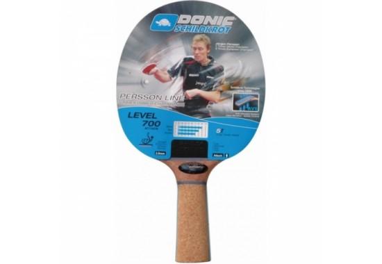 """Ракетка для настольного тенниса Donic-Schildkrot """"Persson 700"""""""