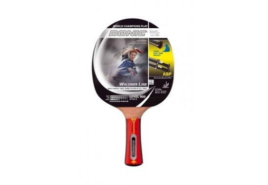 Ракетка для настольного тенниса Donic-Schildkrot Waldner 900754891Для профессиональных игроков, владеющих всеми видами техники игры с вращающимися ручками, которые обеспечивают высокую скорость подачи мяча.