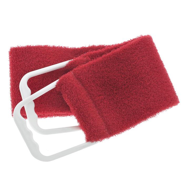 Riffi Мочалка-пояс массажная, цвет: в ассортименте720Мочалка-пояс Riffi используется для мытья тела, обладает активным пилинговым действием, тонизируя, массируя и эффективно очищая вашу кожу. Примесь жестких синтетических волокон усиливает массажное воздействие на кожу. Для удобства применения пояс снабжен двумя пластиковыми ручками. Благодаря отшелушивающему эффекту мочалки-пояса, кожа освобождается от отмерших клеток, становится гладкой, упругой и свежей. Массаж тела с применением Riffi стимулирует кровообращение, активирует кровоснабжение, способствует обмену веществ, что в свою очередь позволяет себя чувствовать бодрым и отдохнувшим после принятия душа или ванны. Riffi регенерирует кожу, делает ее приятно нежной, мягкой и лучше готовой к принятию косметических средств. Приносит приятное расслабление всему организму. Борется со спазмами и болями в мышцах, предупреждает образование целлюлита и обеспечивает омолаживающий эффект. Моет легко и энергично. Быстро сохнет. Гипоаллергенная. Способ применения:...