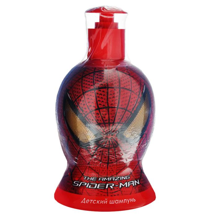 Spider-man Детский шампунь Black is Black, 480 мл60270706Кто сказал, что супергероем быть легко? Каждую минуту он участвует в головокружительных схватках и приключениях, спасая мир от злодеев. Что дает ему силы? Настойчивая энергия и сила объединились в новом шампуне Black is Black. Он мягко очищает волосы и одновременно питает их полезными растительными экстрактами и витаминами. Волосы становятся мягкими, шелковистыми, легко расчесываются. Приятный тонизирующий аромат бодрит и дарит энергию.