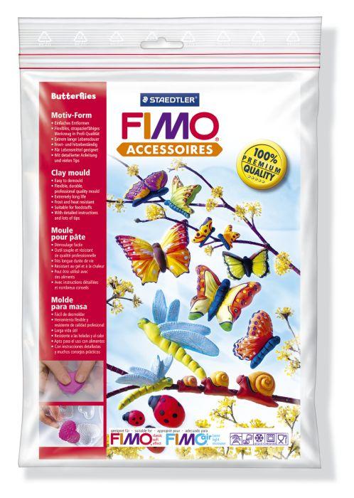 Формочки для литья Fimo