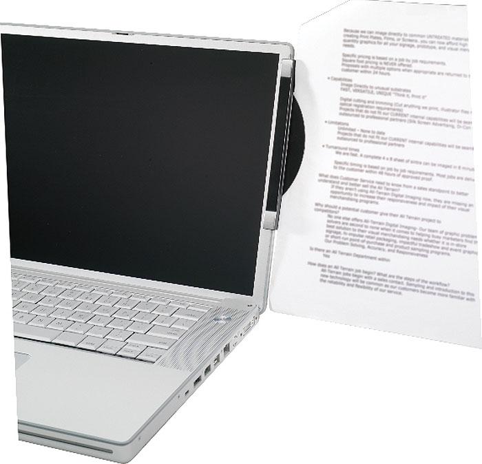 Держатель д/бумаг ProfiOffice (крепл.д/мониторов),2шт. 0110701107Пластиковый держатель для бумаг, в блистерной упаковке, 2 штуки. Удерживает от 1 до 10 листов. Подходит для большинства мониторов. Длина каждого 150 мм. Крепится на монитор как слева так и справа. ...