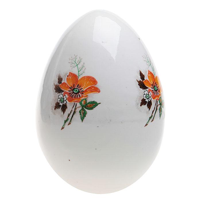 Яйцо пасхальное большое. Фарфор. Начало XX века