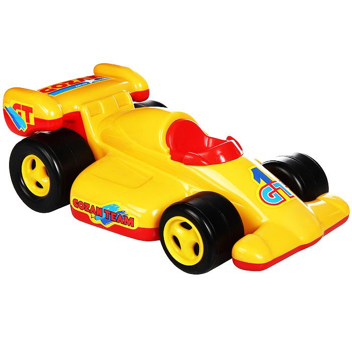 Полесье Машина Формула цвет желтый красный8961Яркий гоночный автомобиль Формула привлечет внимание вашего малыша и не позволит ему скучать. Машинка выполнена в виде гоночного болида . Колеса машинки широкие и устойчивые. Машинка имеет свободный ход, а ее размер идеален для маленьких детских ручек. Такая игрушка поможет малышу развить мелкую моторику рук, координацию движений, фантазию и воображение, цветовое восприятие. Цветовой дизайн в ассортименте, отгружается в зависимости от наличия на складе.