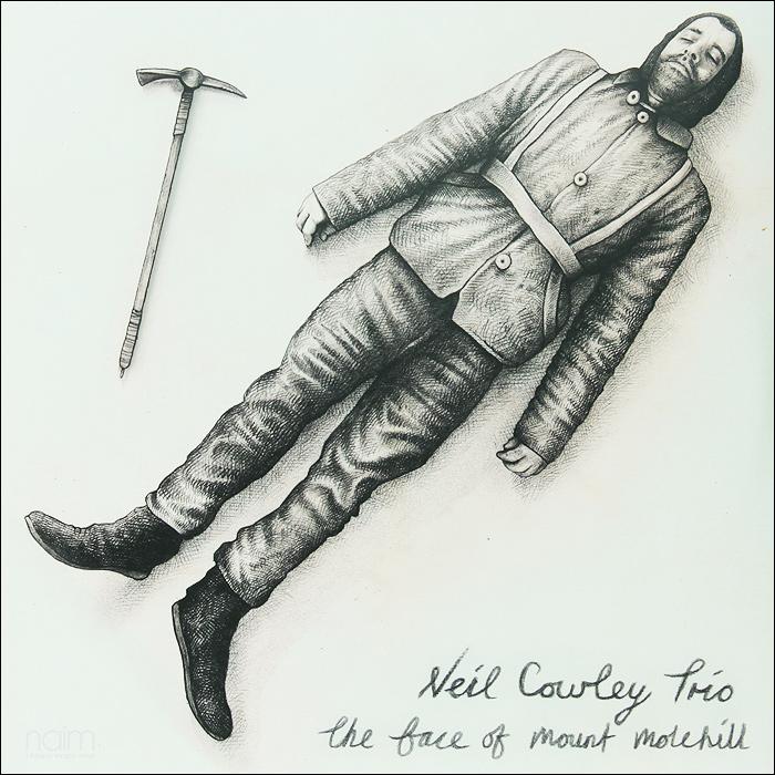 Neil Cowley Trio. Face Of Mount Molehill (LP)
